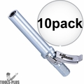 Lumax LX-1403-XL Quick Lock / Release Grease Coupler 15k PSI Extra Long 10x