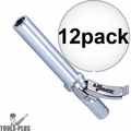Lumax LX-1403-XL Quick Lock / Release Grease Coupler 15k PSI Extra Long 12x