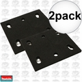 Makita 158324-9 Replacement Backing Pad for BO4556 Genuine 2x