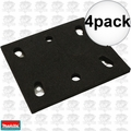 Makita 158324-9 Replacement Backing Pad for BO4556 Genuine 4x