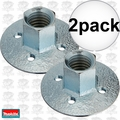 "Makita 193048-0 5/8"" x 11 Hex Neck Locknut Genuine Replacement 2x"