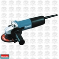 "Makita 9557NB 4-1/2"" Angle Grinder, with AC/DC Switch"
