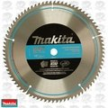 "Makita A-93681 10"" 80 Tooth Micro Polished Mitersaw Blade"