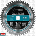 "Makita A-99932 6-1/2"" 48T Carbide-Tipped Cordless Plunge Cut Track Saw Blade"