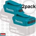 Makita ADP05 18V LXT Li-Ion Cordless Power Source, Power Source Only 2x
