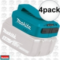 Makita ADP05 18V LXT Li-Ion Cordless Power Source, Power Source Only 4x