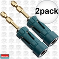 Makita B-35097 Impact GOLD Ultra Magnetic Insert Bit Holder 2x