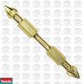 "Makita B-39615 Impact GOLD #2 3-1/2"" Phillips Power Bit Double-Ended"