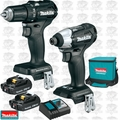 Makita CX200RB 18V LXT Li-Ion Sub-Compact BL 2-Piece Combo Kit