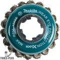"Makita D-72578 X-LOCK 3-1/8"" Stainless Steel Knot Wire Cup Brush"