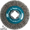 "Makita D-72665 X-LOCK 4-1/2"" Carbon Steel Crimped Wire Wheel Brush"