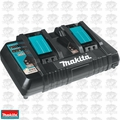 Makita DC18RD 18-Volt Lithium-Ion Dual Port Rapid Optimum Charger