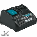 Makita DC18RE 18V LXT/ 12V max CXT Lithium-Ion Rapid Optimum Charger