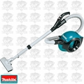 Makita DCL500Z Cordless 18V LXT Cyclonic Canister Vacuum Cleaner (Tool Only)