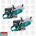 "Makita EK7651H 14"" 4-Stroke Power Cutter 2x"