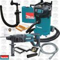 "Makita HR2475 1"" SDS Rotary Hammer 'Pit Bull' w/HEPA Vac Dust Collector"