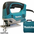 Makita JV0600K Top Handle Jigsaw w/Case