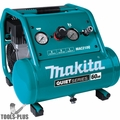 Makita MAC210Q Compact Oil-Free Electric Air Compressor Quiet 60Db 1HP 2 Gal