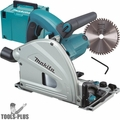 "Makita SP6000J 6-1/2"" Plunge Cut Circular Track Saw"