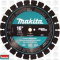 "Makita T-01286 16"" Segmented Dual Purpose Diamond Blade"