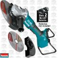 "Makita XAG13Z1 18V X2 LXT 36V Cordless 9"" Paddle Angle Grinder (Tool Only)"