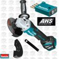 "Makita XAG21ZU 18V LXT Li-Ion 4-1/2""-5"" Paddle Switch Cut-Off/Angle Grinder"