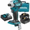 Makita XDT16T 18V LXT Li-Ion Brushless Quick-Shift 4-Speed Impact Driver
