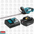 "Makita XHU02M1 18V LXT Lithium-Ion Cordless 22"" Hedge Trimmer Kit"