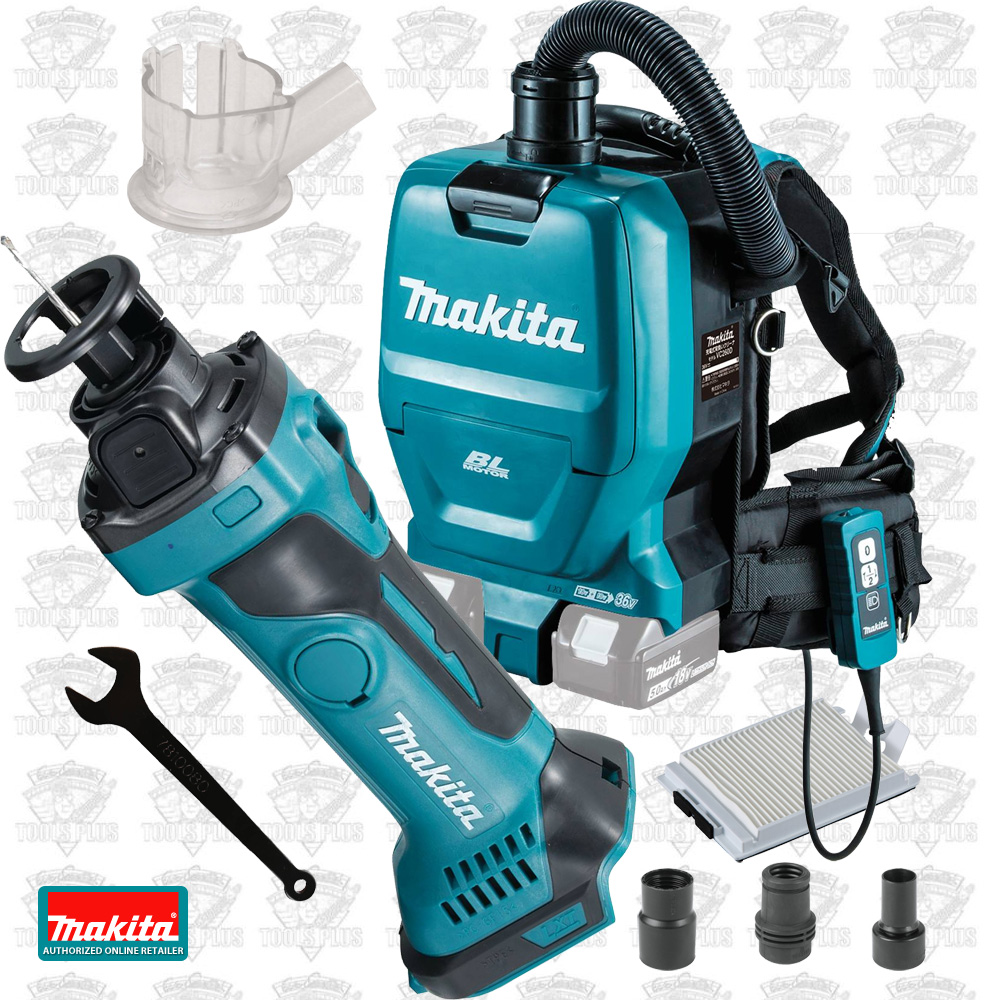 Makita Xoc01z 18v Lxt Drywall Cut Out