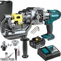 Makita XPP01T1K 18V LXT Lithium-Ion Cordless 5/16'' Metal Hole Puncher Kit