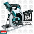 "Makita XSH01Z 7-1/4"" Circular Saw Cordless 18V/36 LXT Li-Ion Tool Only"