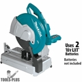 "Makita XWL01Z 18V X2 LXT Li-Ion (36V) Brushless Cordless 14"" Cut-Off Saw"