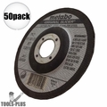 "Metabo 55346 50pk 4.5x045x7/8"" Original Slicer Type27 Depressed"