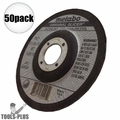 "Metabo 55347 50pk 6x045x7/8"" Orig Slicer Type27 Depressed"