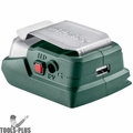 Metabo 600298000 12V Powermaxx USB Adaptor LED Light Bare