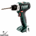 Metabo 601036890 12V PowerMaxx Compact Drill/Driver Cordless (Tool Only)
