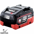 Metabo 625369000 18V 8.0 Ah LiHD Battery Pack