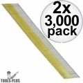 "Metabo-HPT 14308HPT 2-1/2"" Angled 15 Gauge Bright Finish Nails 2x"