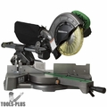 "Metabo-HPT C8FSEM 8-1/2"" Sliding Compound Miter Saw"