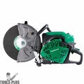 "Metabo-HPT CM75EBPM 14"" 75cc 2-Cycle Gas Powered Cut-Off Saw"