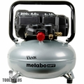 Metabo-HPT EC914SM The Tank 6 Gallon Oil Free Pancake Compressor - 4.0CFM