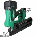 "Metabo-HPT NR1890DRM 3-1/2"" Plastic Collated Brushless Cordless Framing Gun"
