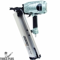"Metabo-HPT NR90AES1M 2"" - 3-1/2"" 21 Deg. Full Round Head Framing Nailer"