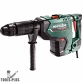 "Metabo KHEV 11-52 BL SDS-MAX Brushless Rotary Hammer 1-9/16"" 350/500 RPM"