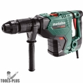 "Metabo KHEV 8-45 BL SDS-MAX Brushless Rotary Hammer 1-3/4"" 212/300 RPM"