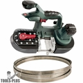 Metabo MBS18LTX25 Band Saw 5.2ah Battery & Charger OB