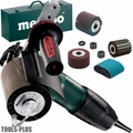 Metabo SE 17-200 RT SET 10.0 Amp 900 - 2810 RPM Burnisher Burnishing Kit