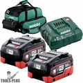 Metabo US625369002 LiHd Ultra-M Pro Cordless Starter Kit w/ 2x 8ah + Charger