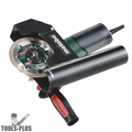 "Metabo W12-125HDTUCK 4-1/2-5"" Tuck Point Grinder Set OB"