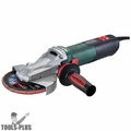 "Metabo 613083420 6"" 13.5A Pro Series Flat-Head Grinder w/Convex Disc"